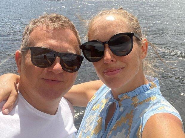 Юрій Горбунов та Катерина Осадча, фото з Instagram