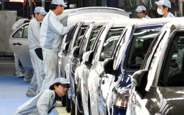 Японцы собрались выпускать авто в Украине
