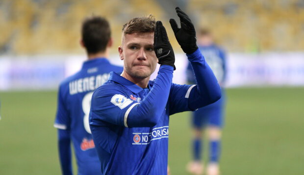 Міккел Дуелунд / фото : dynamo.kiev.ua