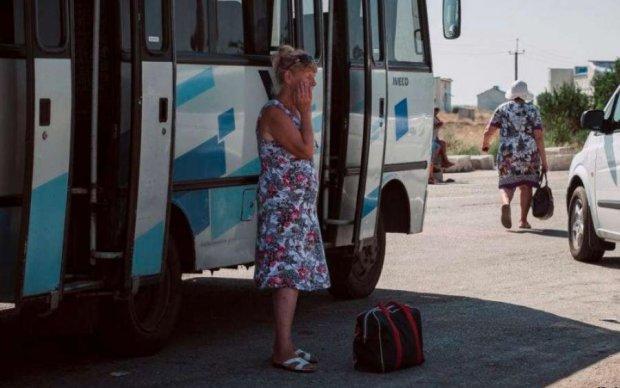 """Жалюгідне видовище: в мережі показали """"звільнений"""" Крим"""