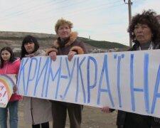 Протесты в Крыму, Свобода