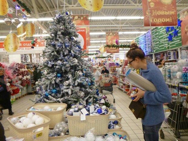 Графік роботи київських супермаркетів та ТПЦ на Новий рік