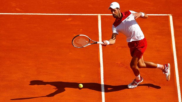 """Джокович победил в Монте-Карло и стал частью """"Большой восьмерки"""""""