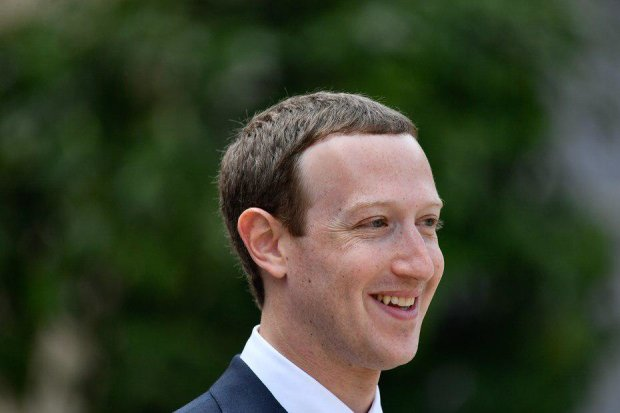Марк Цукерберг - создатель Facebook
