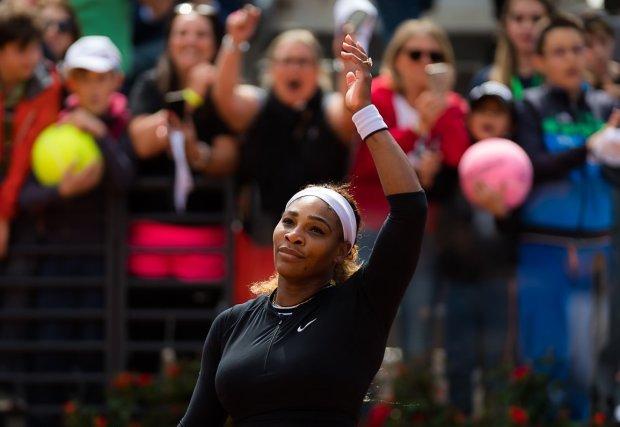 Серена Уильямс триумфально вернулась после травмы