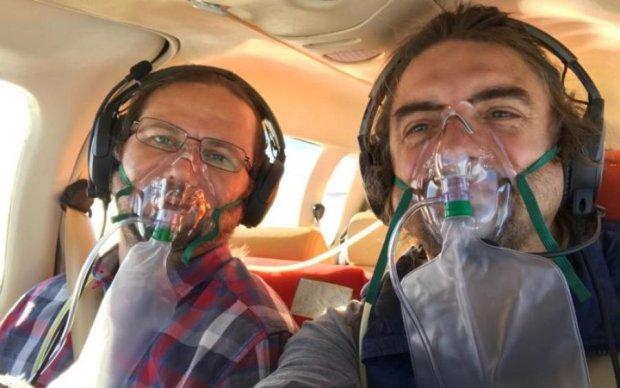 """Літак замість """"евробляхи"""": як український бізнесмен пригнав собі повітряне судно"""