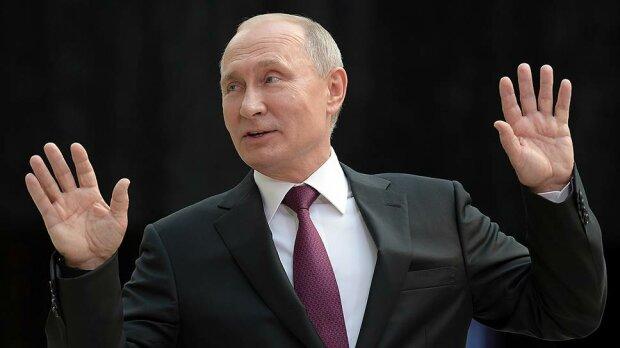 """У Путина сделали громкое заявление относительно Зеленского: """"Не л*х и не лопух"""""""