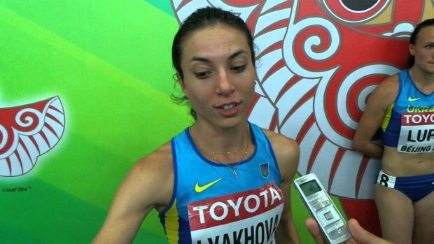 легкоатлетка Ольга Ляхова, фото з выдкритих джерел