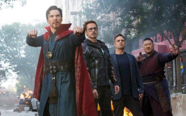 Новый трейлер Мстители: Война бесконечности слили в сеть