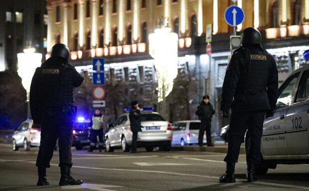 Стрельба возле ФСБ