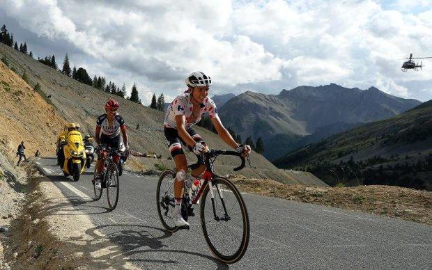 Тур де Франс: Французький велосипедист здобув перемогу на 18-му етапі