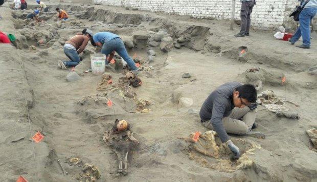 Берегли вход в святилище: археологи наткнулись на 800-летних охранников