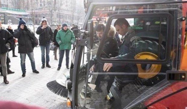 """""""Киевзеленстрой"""" обещает вернуть столице репутацию города-парка"""