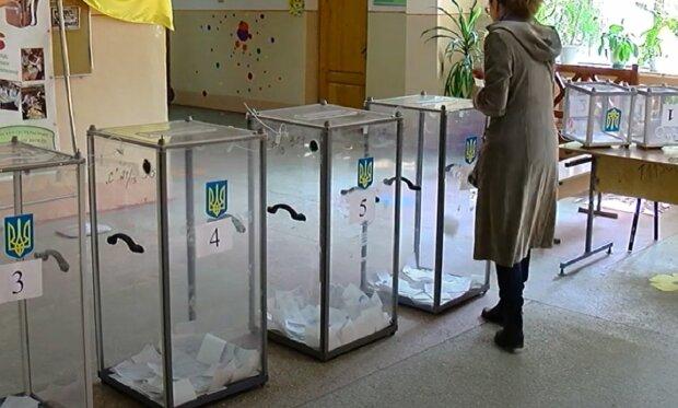 Вибори у Чернівцях, кадр з репортажу телекомпанії ТВА, зображення ілюстративне: YouTube