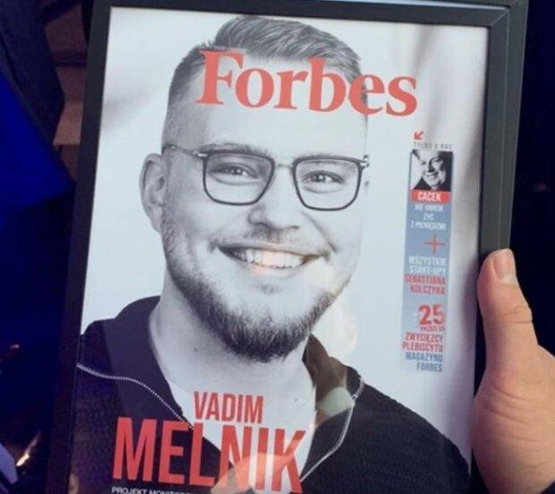 """На обкладинку Forbes потрапив """"повелитель дронів"""" з Івано-Франківська"""