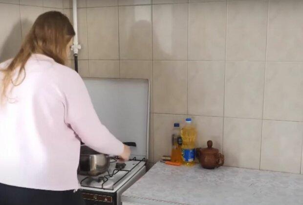 Бытовой газ, скриншот: YouTube