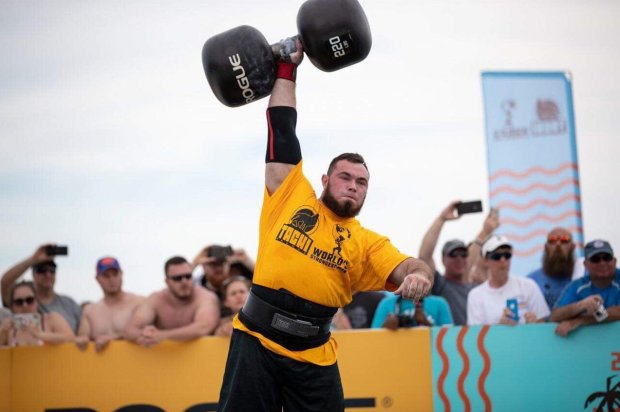 Олексій Новіков – спортсмен та рекордсмен світового рівня
