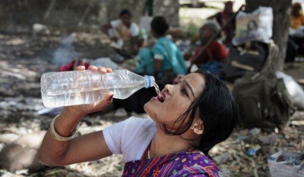 Из-за жары в Индии погибли 750 человек