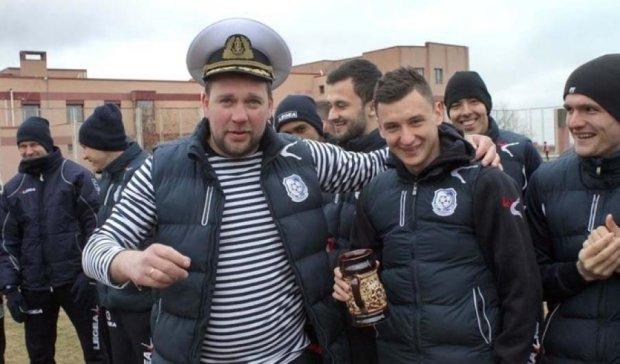 Тренер Чорноморця: Воротарі сьогодні — гравці матчу