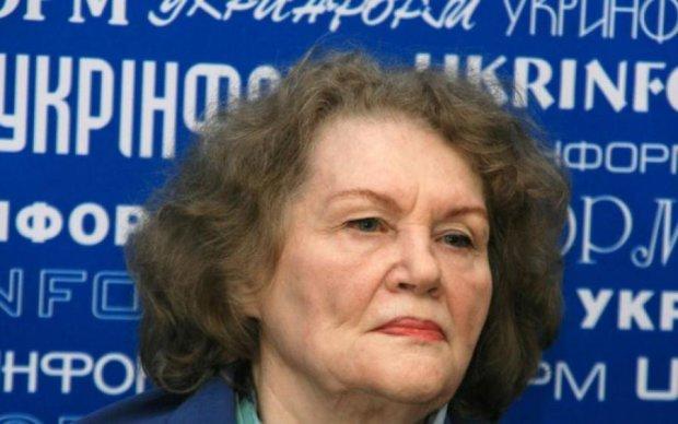 """""""Запряжи коня"""": Приходько звернулася до легендарної Ліни Костенко"""