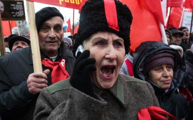 """Зрадонька"": ярый крымнашист грандиозно облажался"