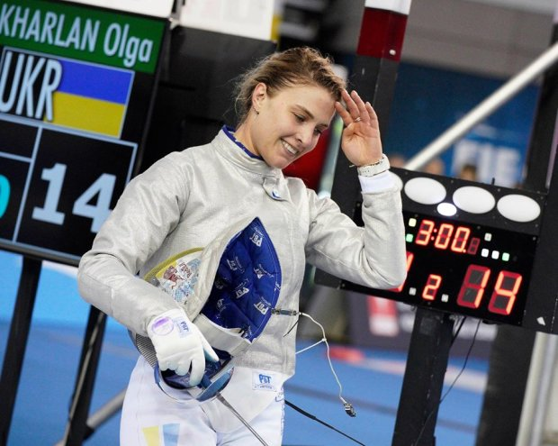Українка виборола золото на Кубку світу з фехтування: видовищне відео