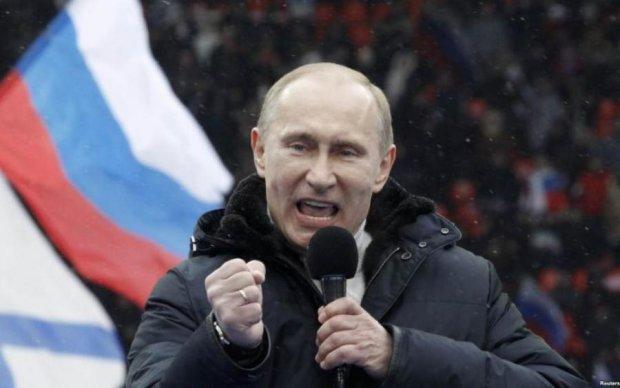 Вызывайте экзорциста: сеть насмешил массовый шабаш с Путиным во главе