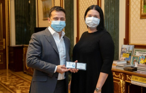 Зеленський і Тимчук, фото: president.gov.ua