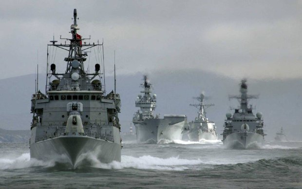 Німеччина відправить російський флот на корм рибам