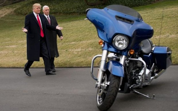 Harley-Davidson переедут из США из-за политики Трампа