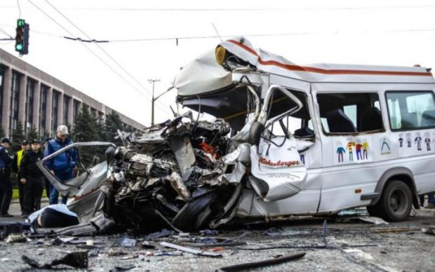 Смертельное ДТП в Кривом Роге: в полиции составили список погибших