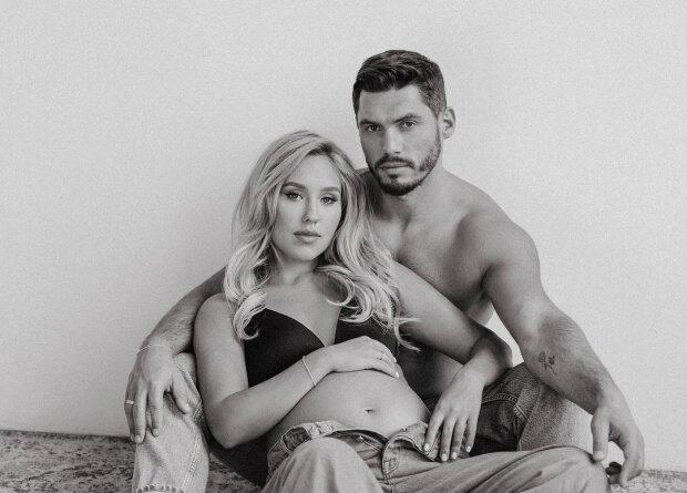 Никита Добрынин и Даша Квиткова, фото с Instagram