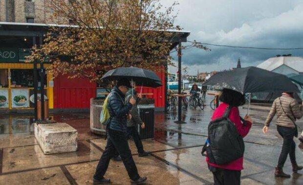 Дощ, фото: Unian