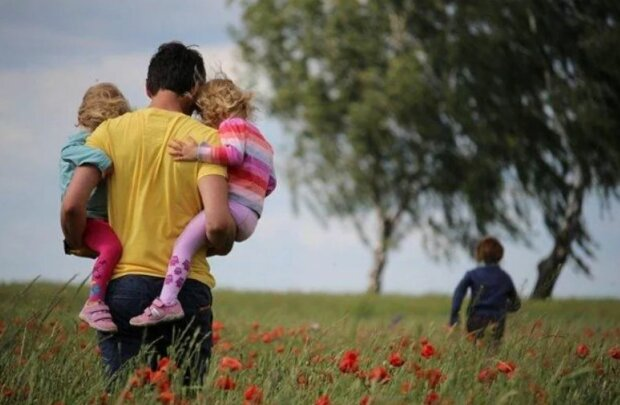 День отца, фото: unian