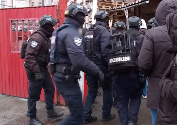 Полиция, фото YouTube