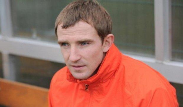 Футболіст Кучер віддав медаль Суперкубка батькам паралізованої дитини