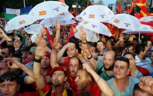 Македонія запропонувала чотири варіанти зміни назви
