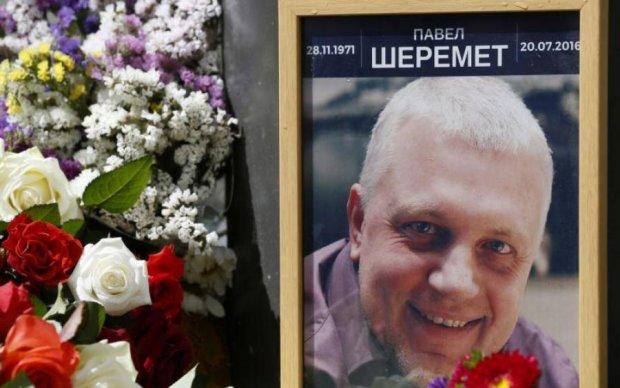 Річниця смерті Павла Шеремета: акція в пам'ять про журналіста