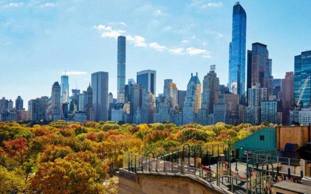 Украинский Манхэттен: в сердце Нью-Йорка прозвучал гимн Украины