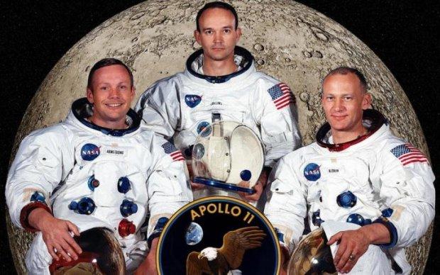 Аполлон-11: перша в історії посадка на Місяць