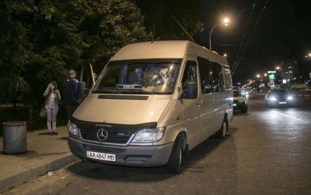 Расстрел маршрутки в Киеве: копы поделились сверхъестественными подробностями