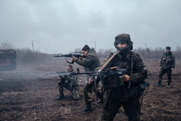 Сепаратисты обстреливают Широкино