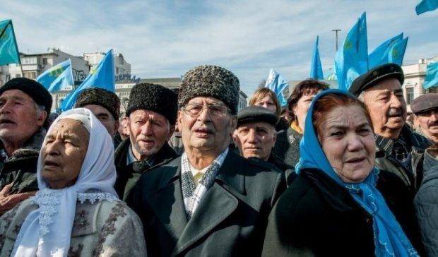 Даже депутаты отмечают депортацию крымских татар