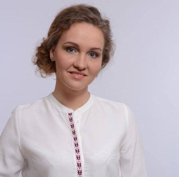 Наталья Приходько, фото с Facebook