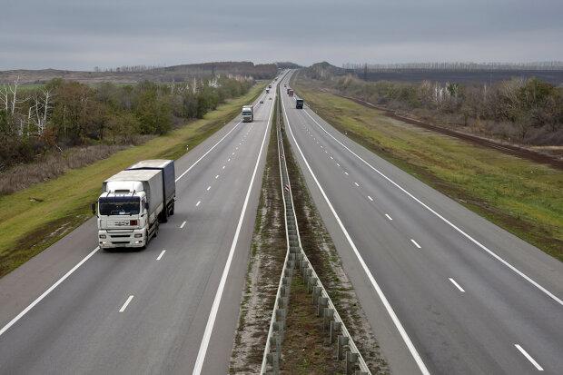Украинские дороги, фото: avtodor-tr