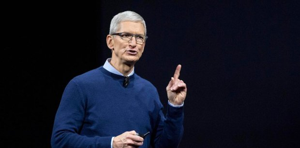 Приложения Apple шпионят за пользователями