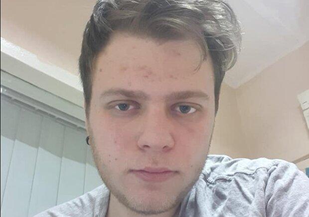 Скрін, Facebook Віктора Фантаєва