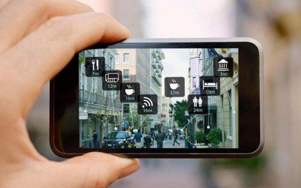 Apple займется очками дополненной реальности