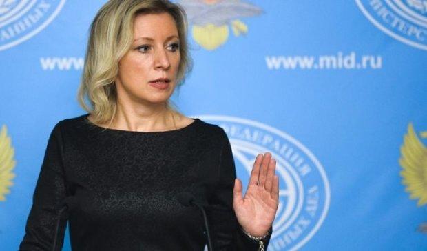 Самойлова на Евровидении: Захарова ответила Климкину басней о Донбассе