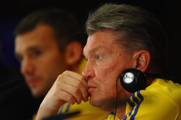 Олег Блохін, GettyImages